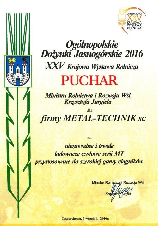 XXV Krajowa wystawa rolnicza 2016